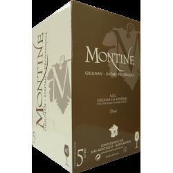 BIB blanc 5L Domaine de Montine