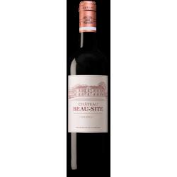 Beau-Site Haut-Vignoble Château Beau site - Les goûteurs de vin