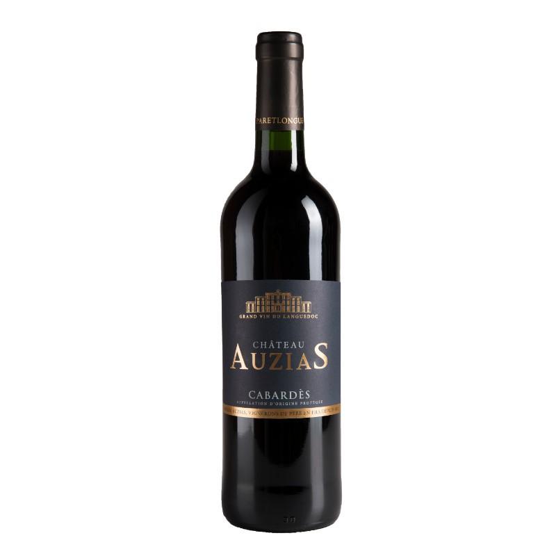Mademoiselle Château Auzias - Les goûteurs de vin